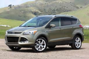 Ford Eacape 2013 Ford Escape W Autoblog
