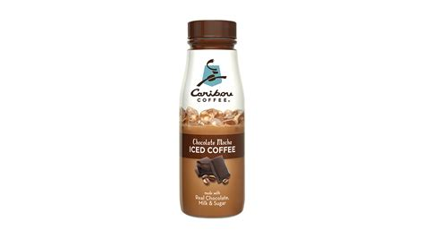 A Drink In A Bottle And Flvored 1 Hour Detox by Caribou Coffee Introduces New Ready To Drink Premium Iced