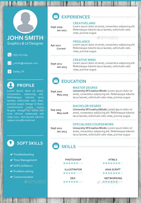 Resume Templates Vector 50 Best Stationery Design For Print Inspiration 2016 Tutorial Zone