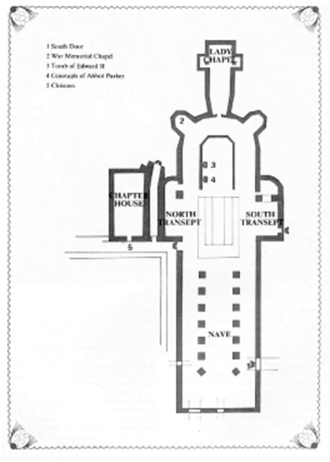 gothic architecture floor plan floor plan of an english gothic cathedral