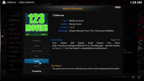 A Place 123movies Guide Install Kodi 123movies Addon On Your Media Center