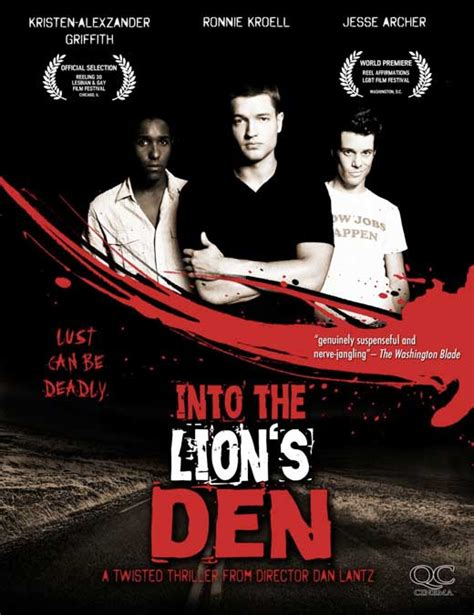 Film Lion S Den | into the lion s den movie posters from movie poster shop