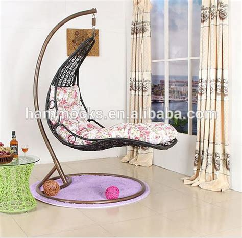 indoor swing stand rattan hanging chair garden swing chairs indoor swing