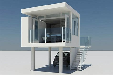 innovative small house design casas peque 241 as modernas innovaci 243 n y tendencias
