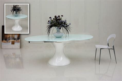 Modern White Glass Dining Table Furniture Cheerful Dining Room Furniture For Dining Room Design Ideas With Rectangular
