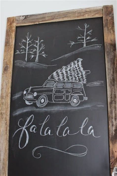 chalkboard paint woodies trees gift guide and chalkboard paint on