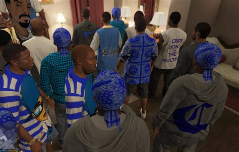 what color are the crips 28 images the mentality