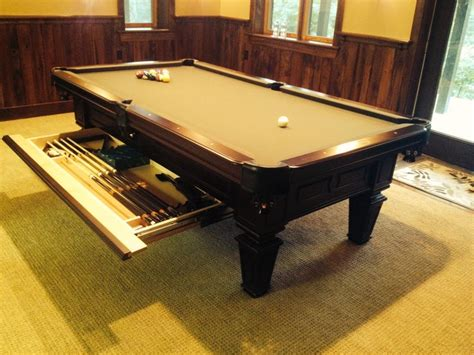 olhausen americana pool table m 225 s de 25 ideas incre 237 bles sobre olhausen pool table en