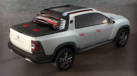 Xo Home Design Center renault turns duster into oroch pickup truck concept for