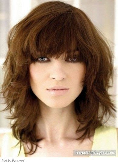 heavily layered shoulder length hairstyles jenny mccarthy concave bob cut hairstylejpg short