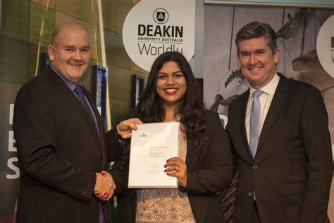 Deakin Mba International Ranking by Deakin Business School Dean S Merit List 2015