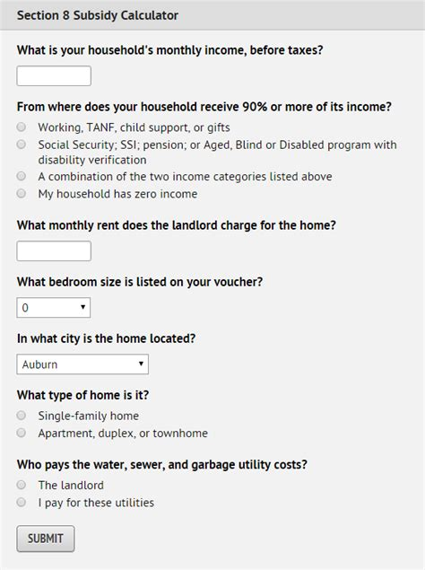 Housing Authority Web Review King County Housing