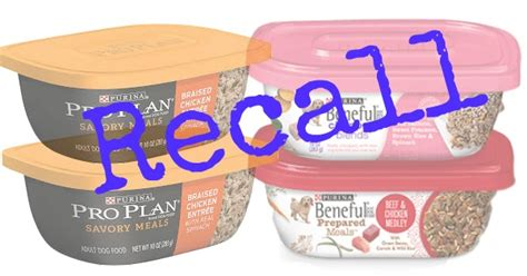 purina puppy chow recall recall alert purina recalls food productsliving rich with coupons 174