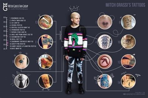 mitch grassi tattoo ptx tattoos
