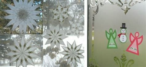 Fensterdeko Weihnachten Sterne by Fensterbilder Zu Weihnachten Originelle Bastelideen Zum