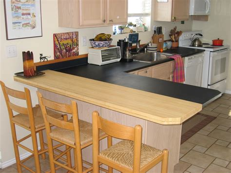kitchen counter ideas afreakatheart paperstone countertop with bamboo plywood eating bar the