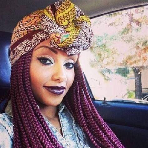 box braids color ideas box braids this color queens natural crown pinterest