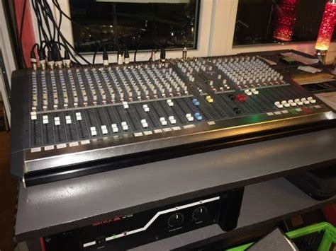 Allen Heath Mixer Live Pa28 mischpult allen heath pa28 inkl und multicore in