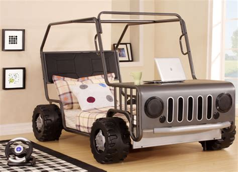 jeep car bed jeep style phoebe car bed by homestead living junior hipster