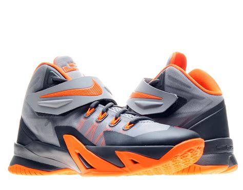 nike boy basketball shoes nike zoom lebron soliders viii gs boys basketball shoes