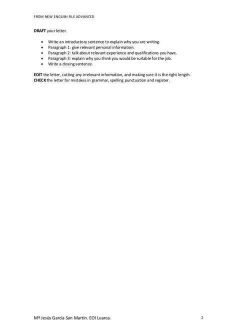Application Letter Length Length Letter Of Application