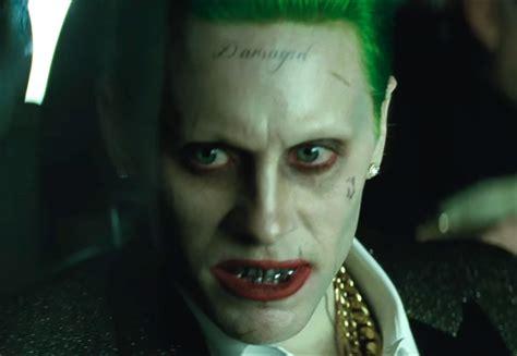 imagenes del joker jared leto rumor 191 se puede deducir la verdadera identidad del joker