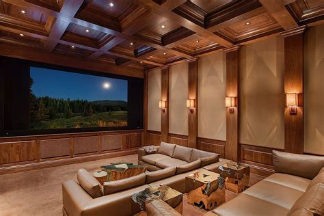 Garage Guest House Plans by 10 Inspirational Luxury Home Movie Theaters Blog