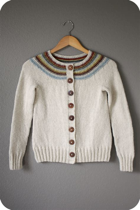 Hq 16712 Stripe Knit Sweater never not knitting playful stripes for grown ups
