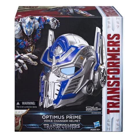 Voice Changer Batman Armor Helmet transformers the last optimus prime voice changer