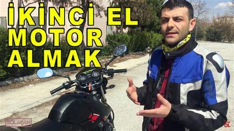 el motosiklet rehberi ikinci el motor almak nelere