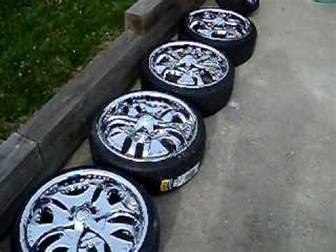 four wheel cer for sale 19 inch rims and spinners for sale
