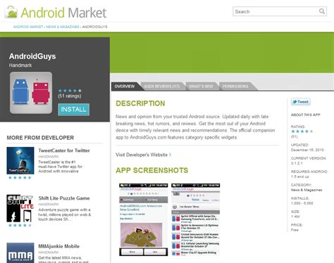 android marketplace android market image search results