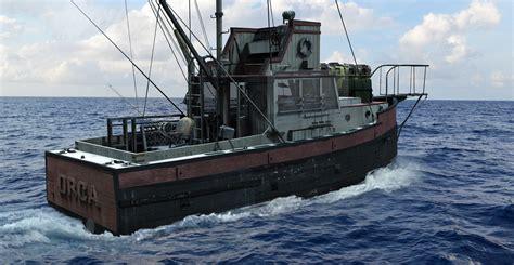 jaws cat boat robert mckinnon jr jaws orca boat