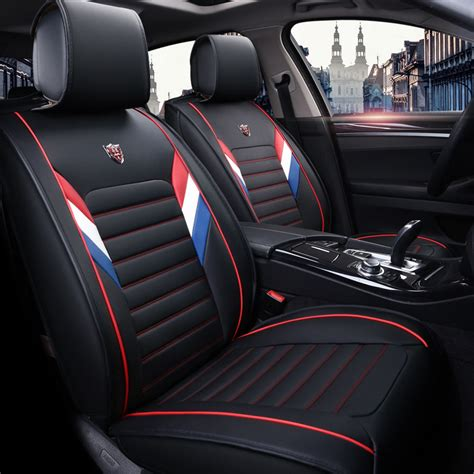 2016 explorer seat covers new pu leather auto universal car seat covers for ford