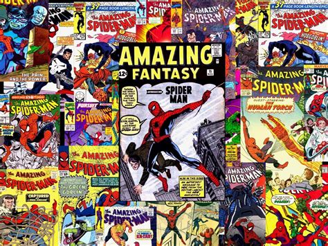 Spider Comics Discussion Spider Comic Vine