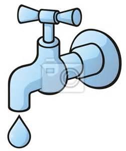 Kitchen Sink Faucet Leaking Adesivo Torneira Pingando Drop Adesivo Da Parede Br
