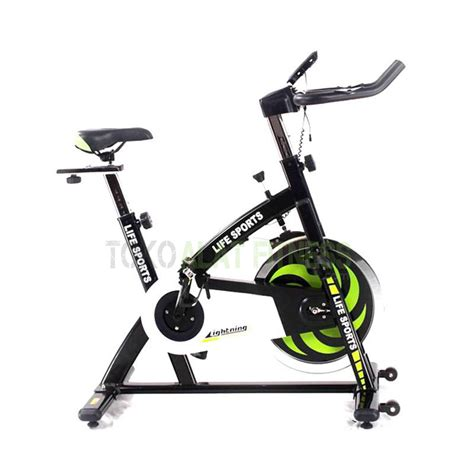 Alat Fitnss New Spenning Bike Besar spinning bike bgd9 2n toko alat fitness