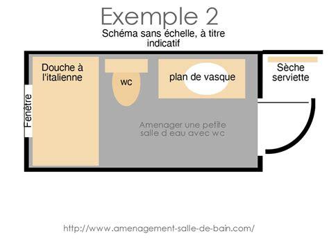 Mini Salle D Eau by Amenager Une Salle D Eau Avec Wc