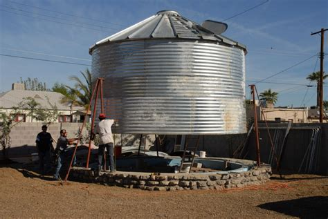 silo house midcentury grain silo to modern home incredibly cozy