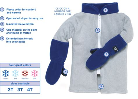 Product Buzz No Snow Snuggler mommies favourites looks no snow snuggler