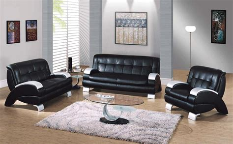 black leather couch living room black leather sofa furniture for living room home inspiring