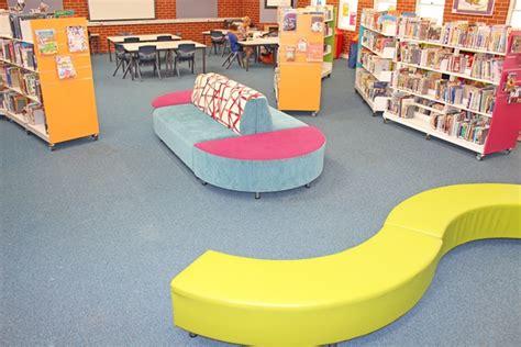 palmyra primary school library furniture dva fabrications