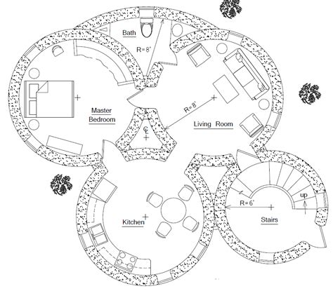 earthbag floor plans earthbag building earthbag house plans
