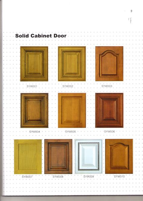 Refurbished Kitchen Cabinet Doors Cheap No Handle Cabinet Door Modular Kitchen Cabinet