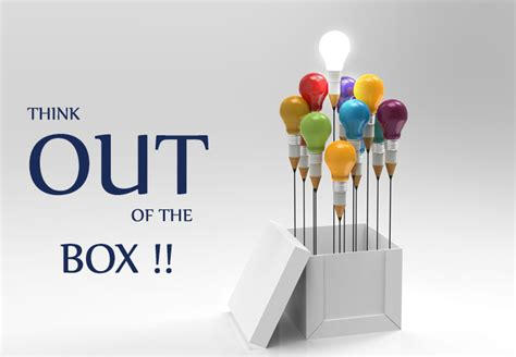 think out of the box with interior designing eminent
