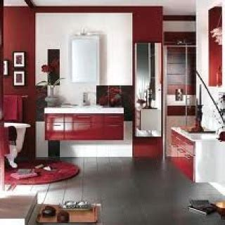 black white and red bathroom decor red black and white bathroom decor home decor design pinterest