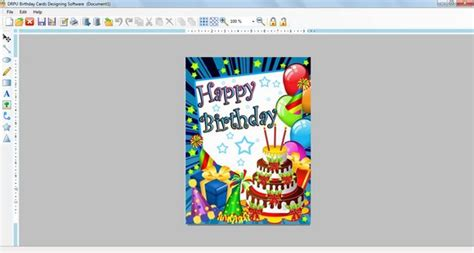 birthday card template for publisher card templates free software