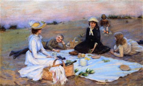 century american paintings charles courtney curran