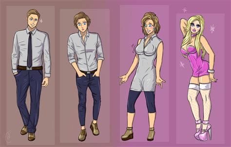 tg hypnosis deviantart commission tg transformation 4 by kitty marshmallow on