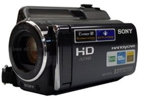 Sony Hdr Pj410 Memory Stick Hd Camcorder sony hdr xr150 120gb high definition hdd handycam price